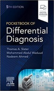 Pocketbook of Differential Diagnosis 5th